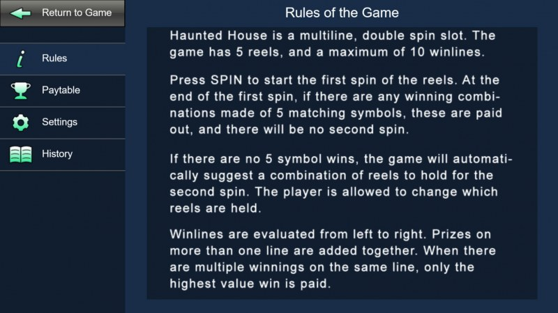 Witch Hunter :: General Game Rules