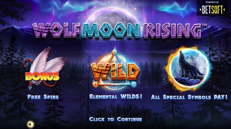 Wolf Moon Rising :: Introduction