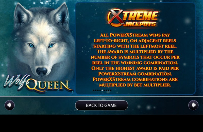Wolf Queen :: Feature Rules