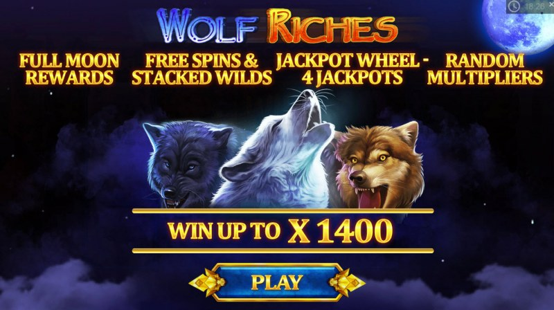 Wolf Riches :: Introduction