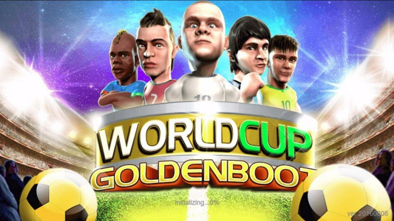 Play slots at 1X Slots: 1X Slots featuring the Video Slots World Cup Golden Boot with a maximum payout of $931,400