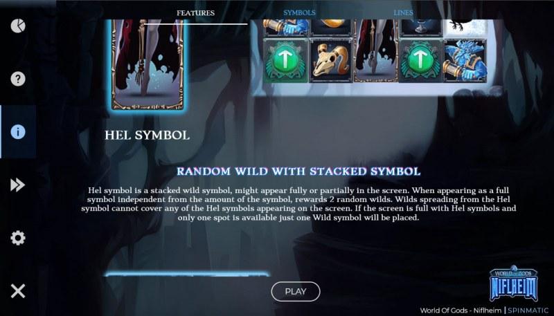 World of Gods Niflheim :: Feature Rules