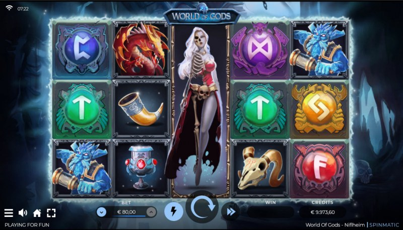 World of Gods Niflheim :: Base Game Screen