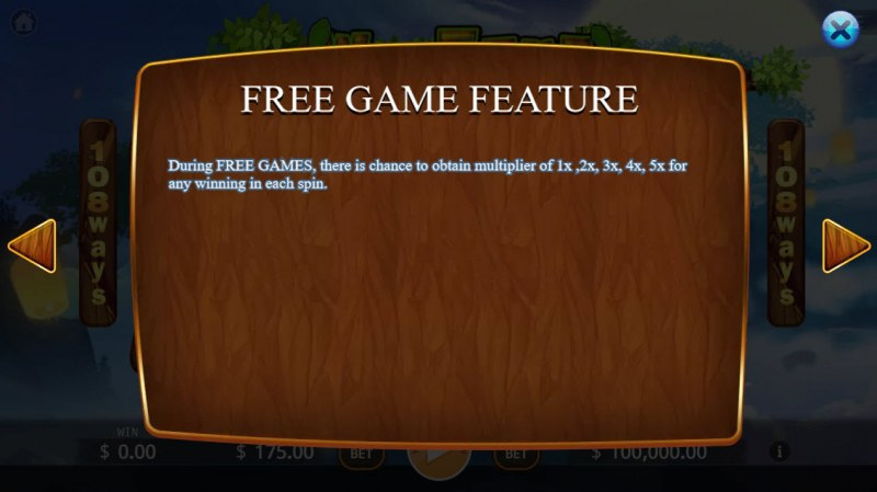 Wu Gang :: Free Games Feature