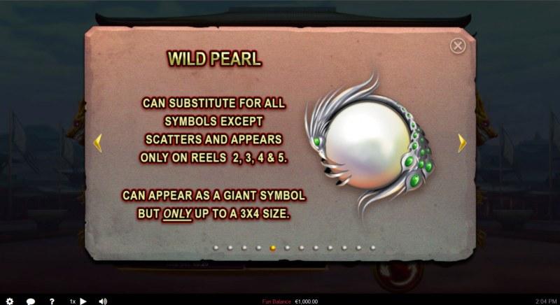 Wu Zetian :: Wild Symbol Rules