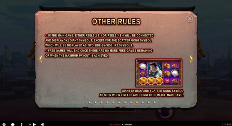 Wu Zetian :: General Game Rules