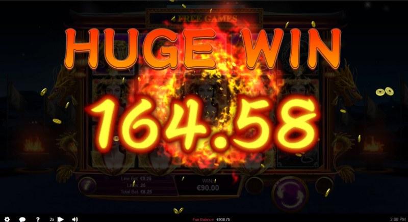 Wu Zetian :: Huge Win