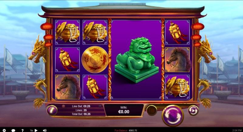 Wu Zetian :: Main Game Board