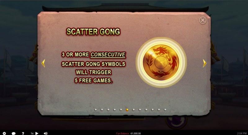 Wu Zetian :: Scatter Symbol Rules