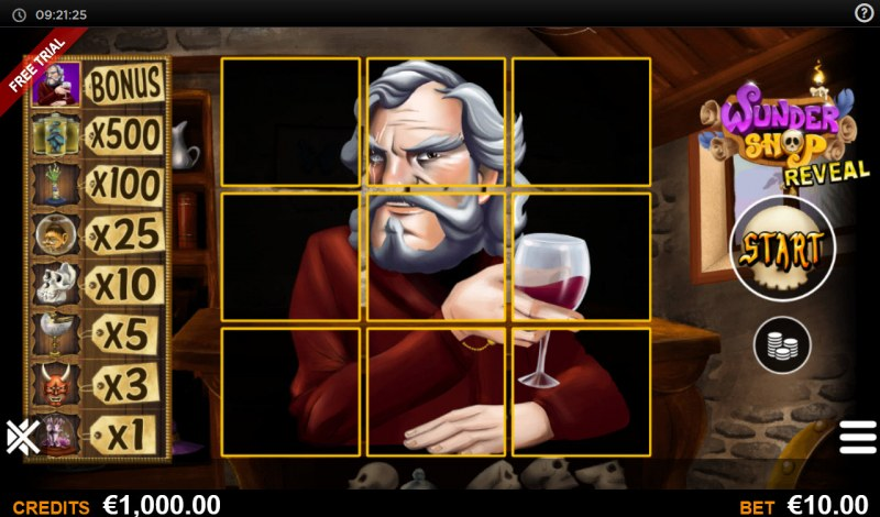 Wunder Shop Reveal :: Main Game Board