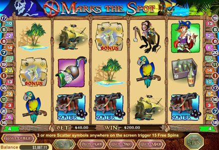 Play slots at Miami Club: Miami Club featuring the Video Slots X Marks The Spot with a maximum payout of $40,000