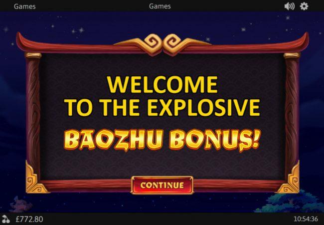 Baozhu Bonus