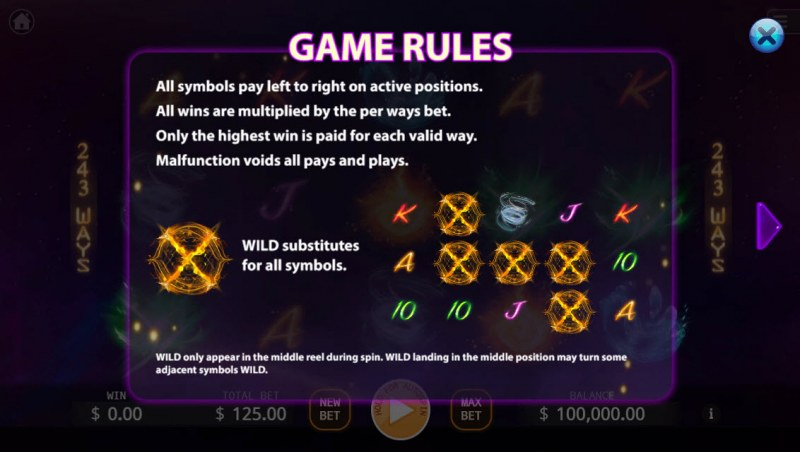X-Elements :: General Game Rules