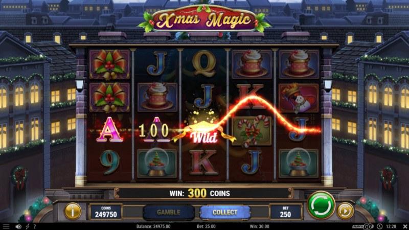 Xmas Magic :: Three of a kind