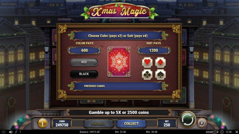 Xmas Magic ::