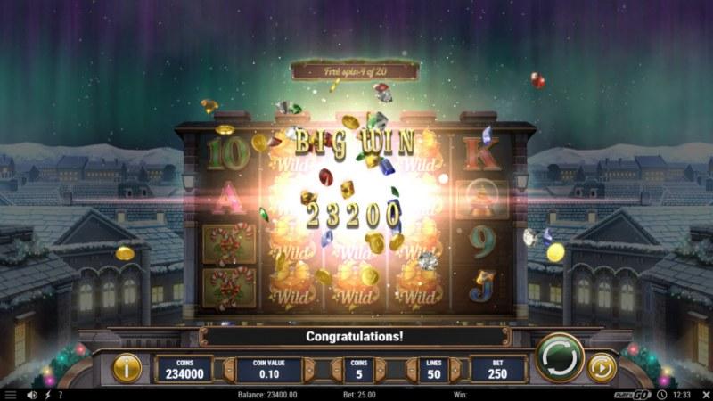 Xmas Magic :: Big Win