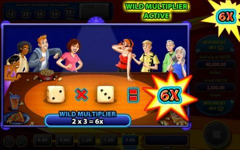 Casino Red Kings featuring the Video Slots Yahtzee with a maximum payout of $40,000