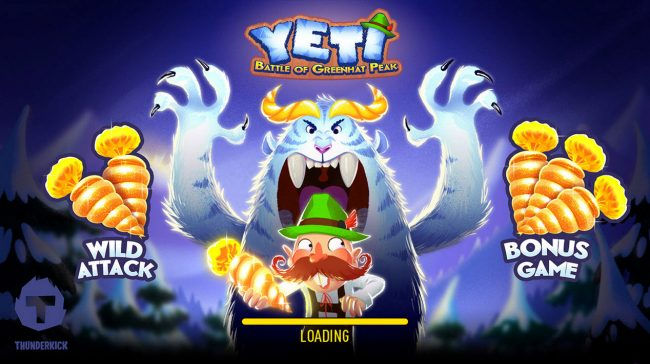 Play slots at Argo: Argo featuring the Video Slots Yeti Battle of Greenhat Park with a maximum payout of $38,500