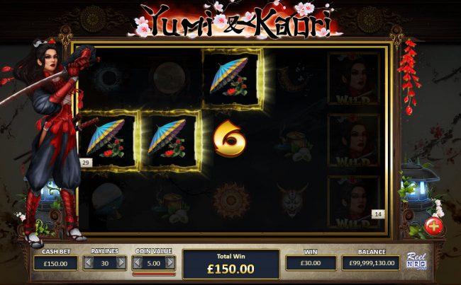 Yumi & Kaori :: A winning three of a kind