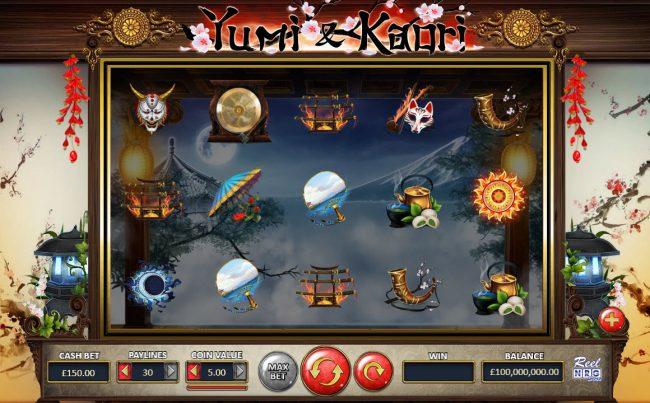 Yumi & Kaori :: Main Game Board