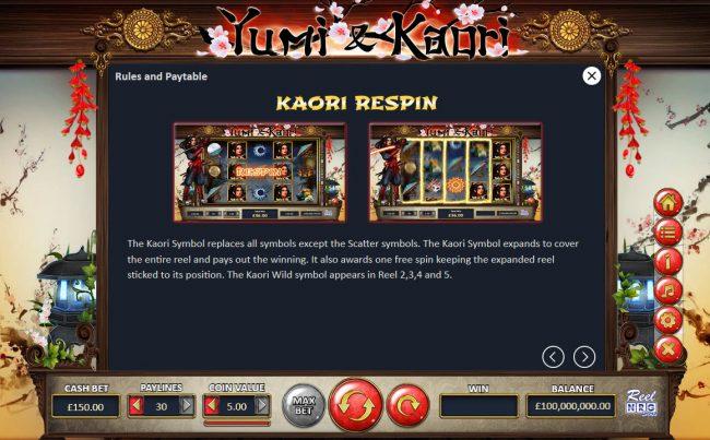 Yumi & Kaori :: Respin Rules