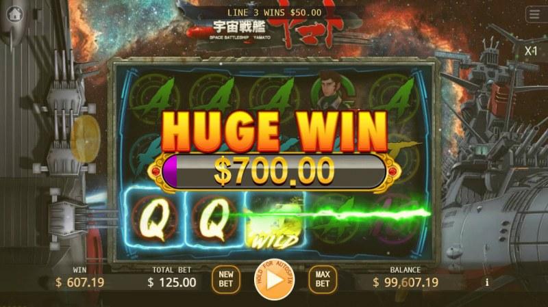 Yamato :: Huge Win
