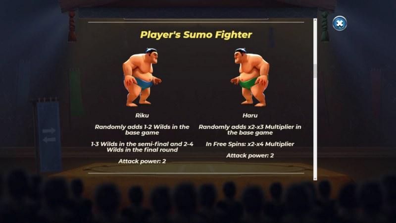 Yokozuna Clash :: Feature Rules