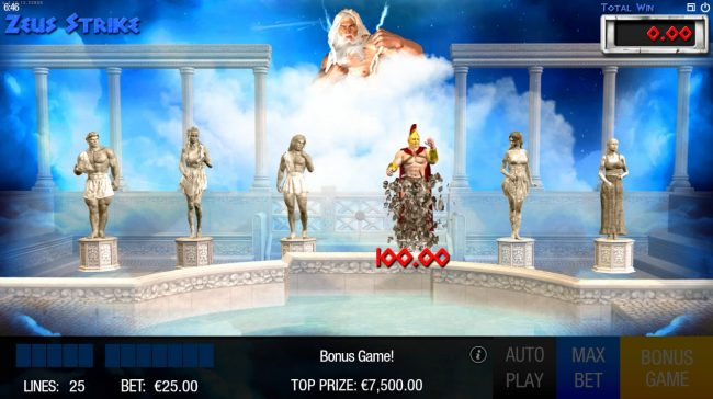 frozen statues are zapped and cash prie revealed
