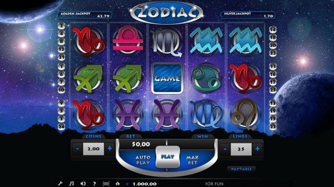 Zodiac :: Main Game Board