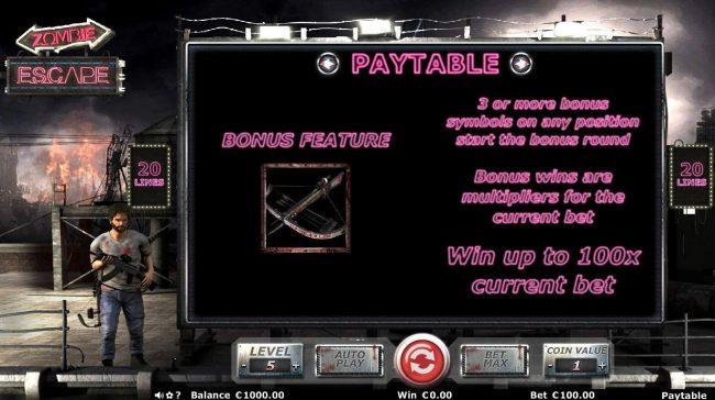 Zombie Escape :: Bonus Feature Rules