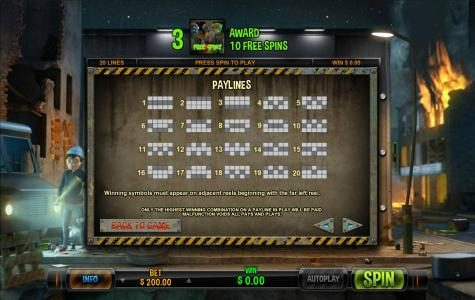 Play slots at Melbet: Melbet featuring the Video Slots Zombie Rush with a maximum payout of $15,000