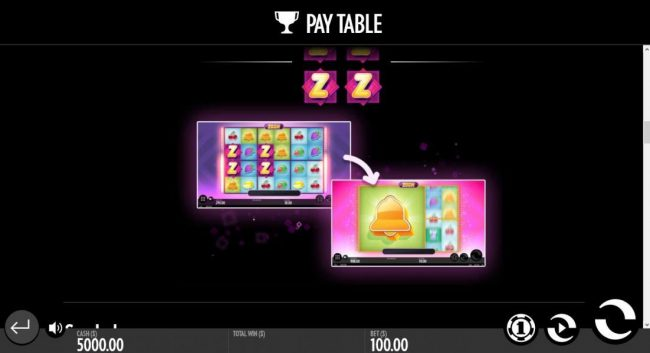 Next Casino featuring the Video Slots Zoom with a maximum payout of $150,000