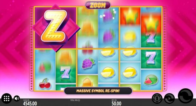 Ramses Gold featuring the Video Slots Zoom with a maximum payout of $150,000