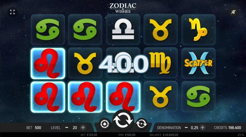 Zodiac Wishes :: Three of a kind