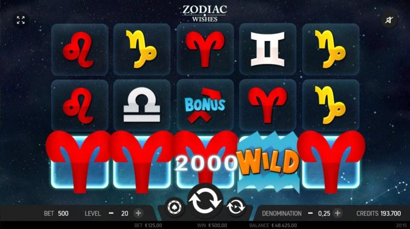 Zodiac Wishes :: Five of a kind