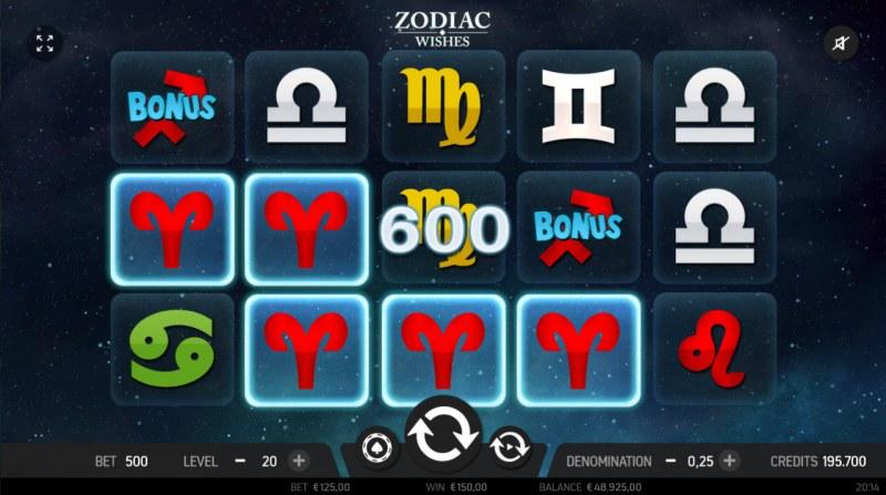 Zodiac Wishes :: Four of a kind