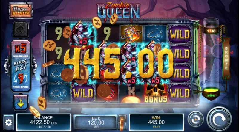 Zombie Queen :: Big Win