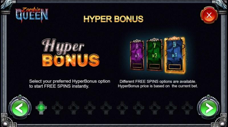 Zombie Queen :: Hyper Bonus