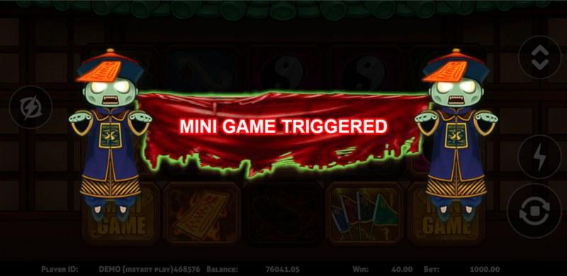 Zombie :: Mini Game trigged