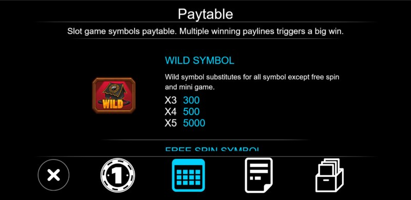 Zombie :: Wild Symbol Rules