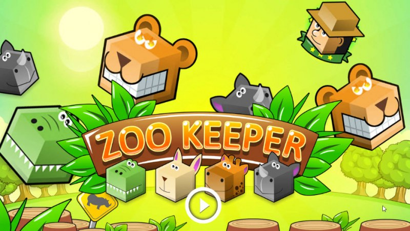 Zoo Keeper :: Introduction